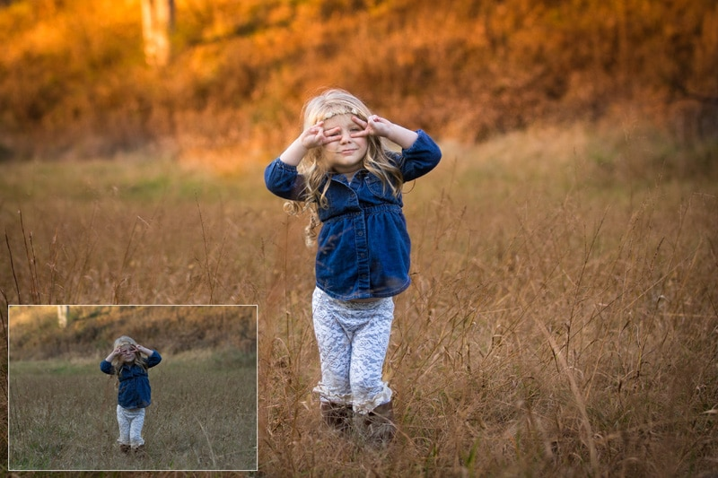 Lightroom presets for portrait photographers