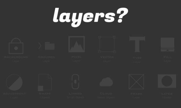 Photoshop Layers Explained for Beginners