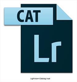 Lightroom catalogue
