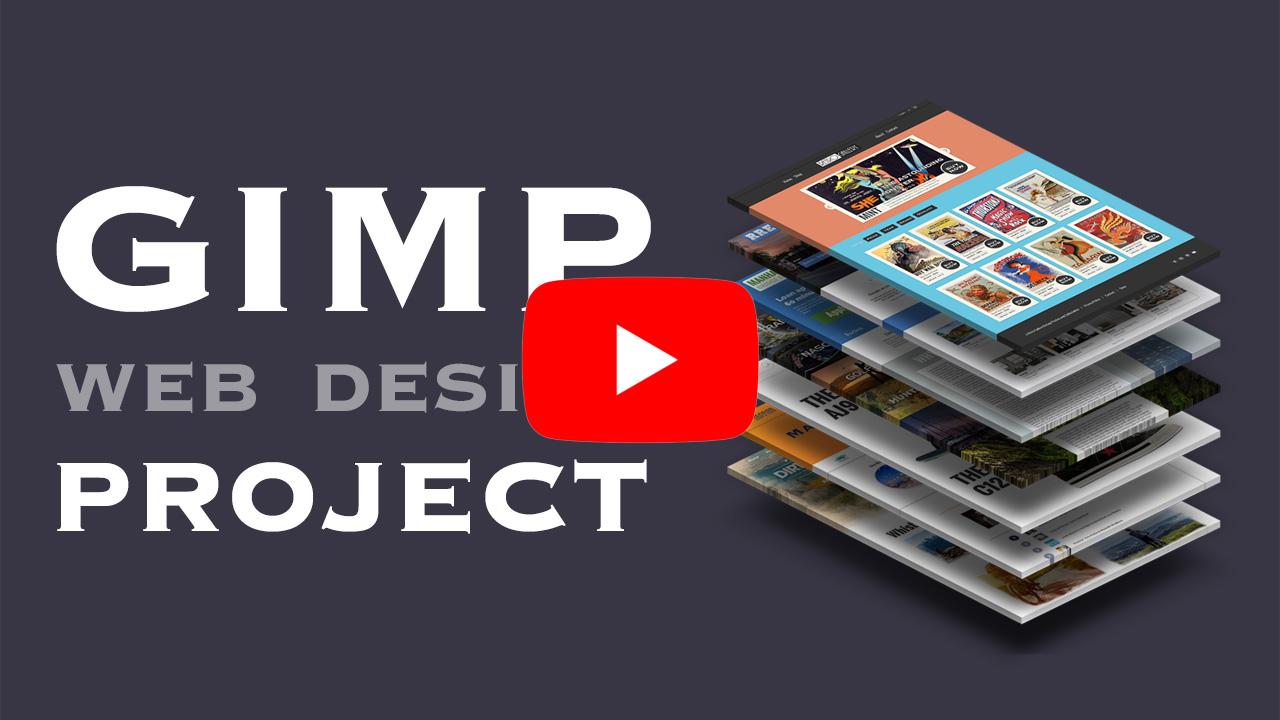 GIMP Web Design for Beginners 4