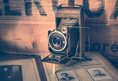 Lightroom Preset Retro