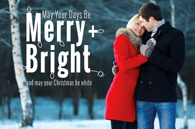 Photoshop Christmas Overlays 1