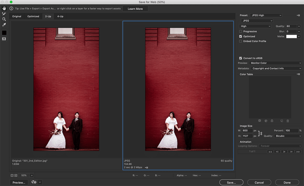 How To Save Documents In Photoshop 12