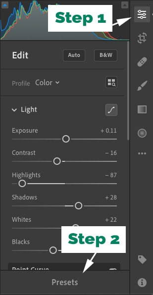 How to Install Lightroom Presets In Under 60 Seconds 3