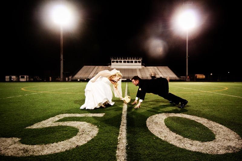 iso 1600 wedding photo