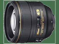 Nikon AF-S FX NIKKOR 85mm f/1.4G