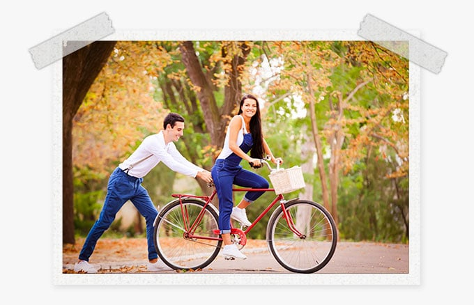 free fall photoshop actions