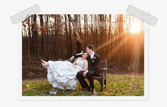 Sun ray overlays for Photoshop