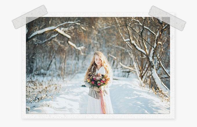 Free winter Lightroom presets