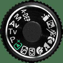Canon Dial