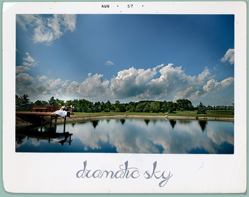 dramatic sky presets