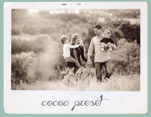cocoa preset