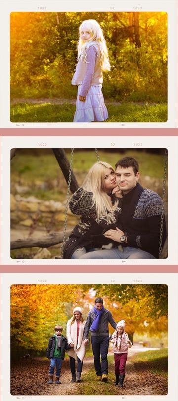 fall edits