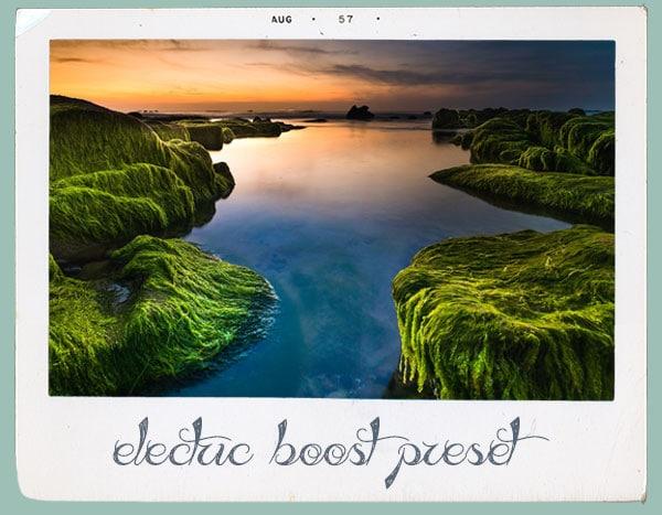 preset electric boost