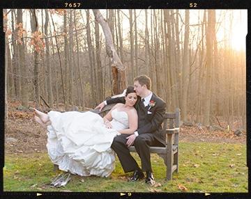 wedding step 1
