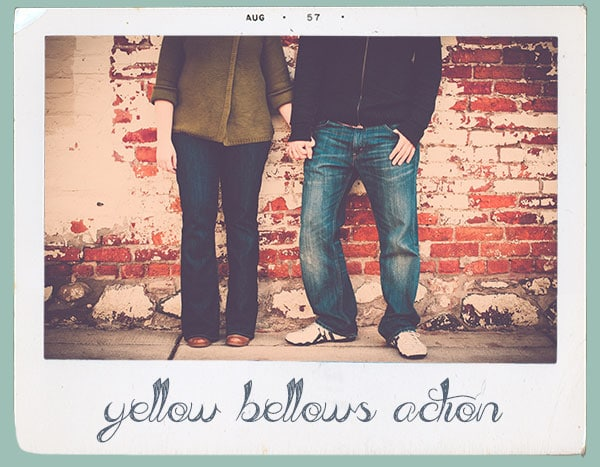 yellow bellows action