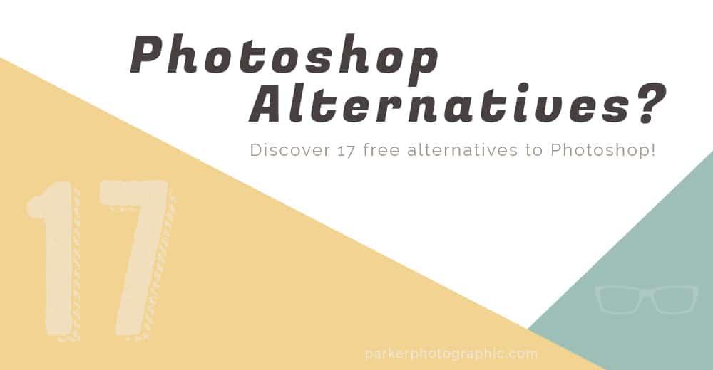 17 Photoshop Alternatives