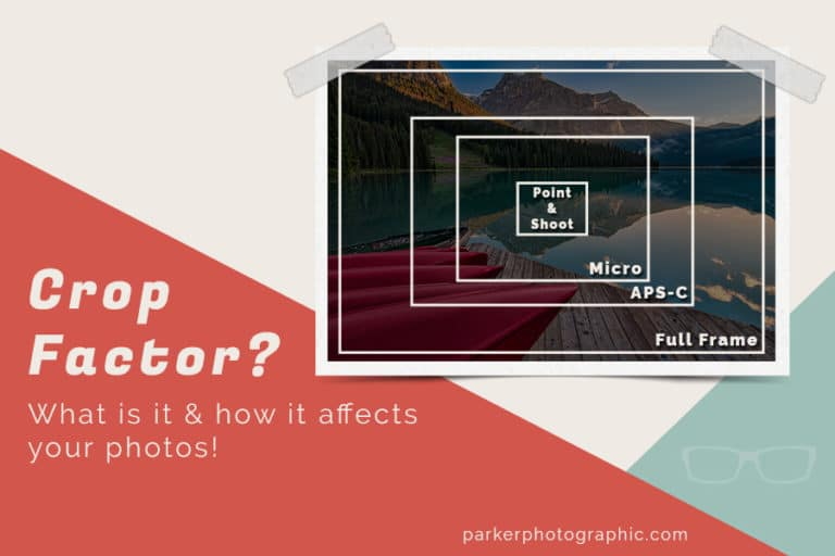 what is crop factor