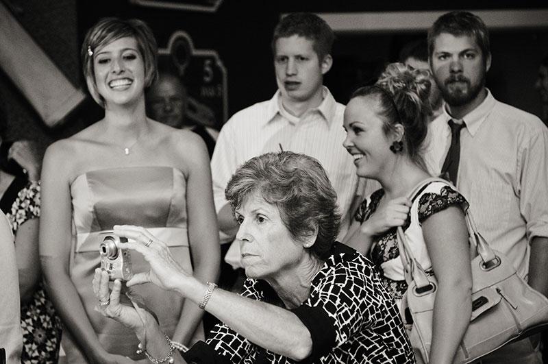 shoot like grandma