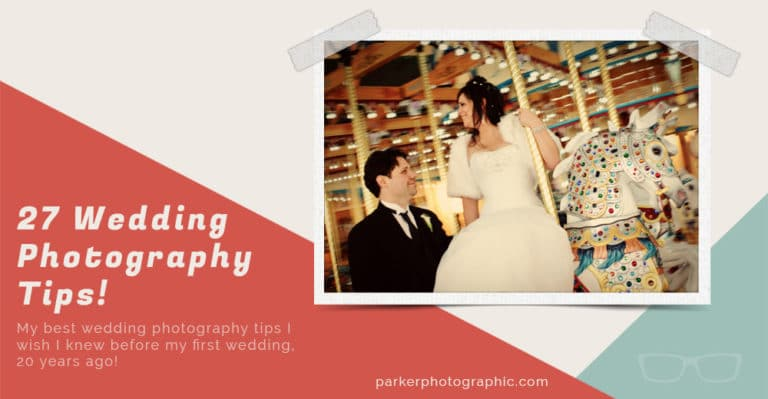 27 essential wedding photography tips