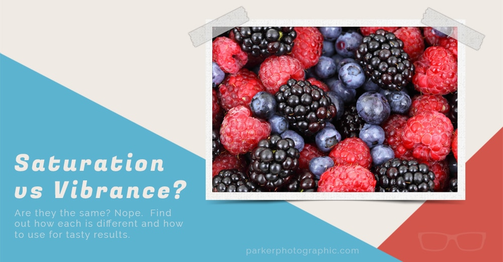 Saturation vs Vibrance | Which One For Better Results?