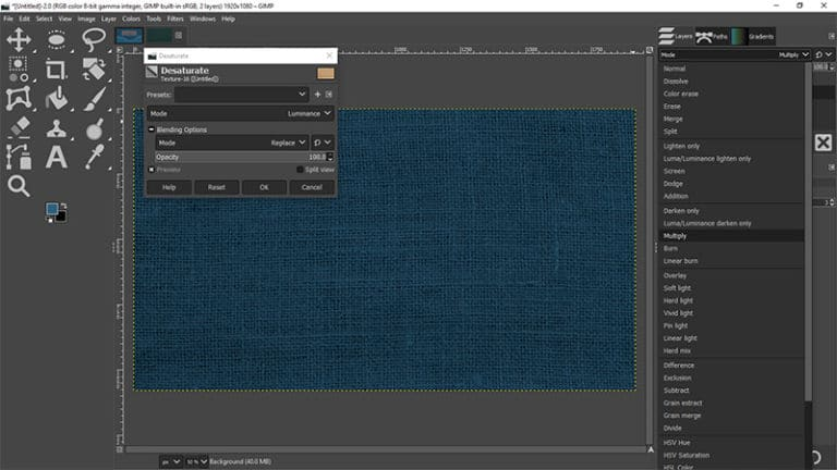 create a textured background