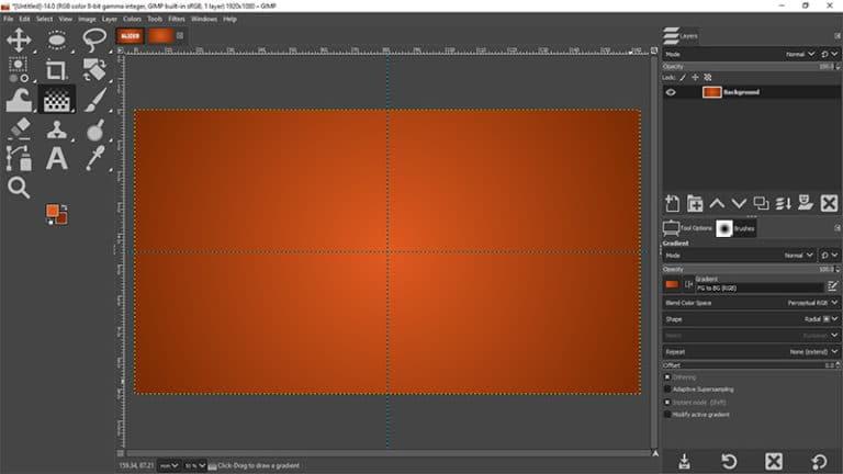 make a gradient