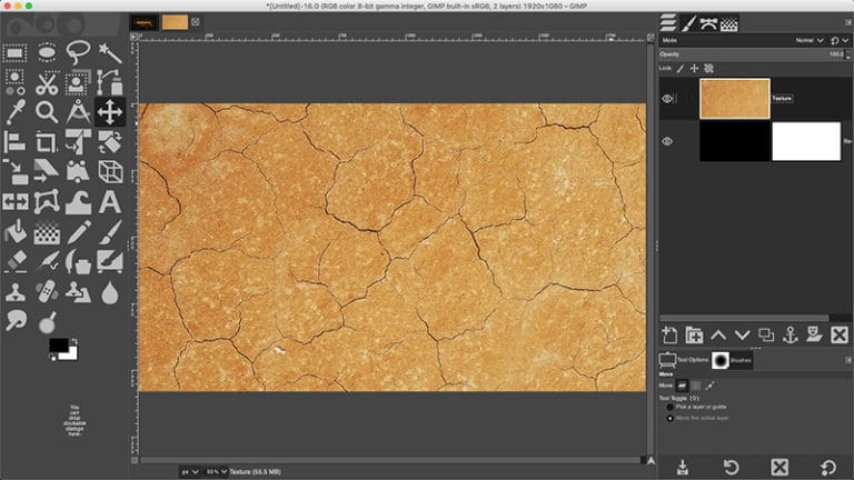 add the image and a layer mask