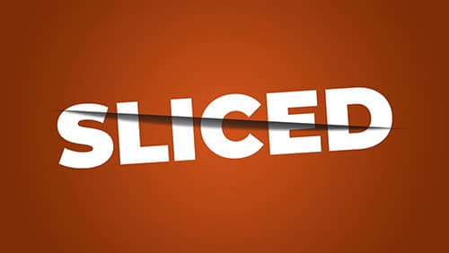sliced featured image