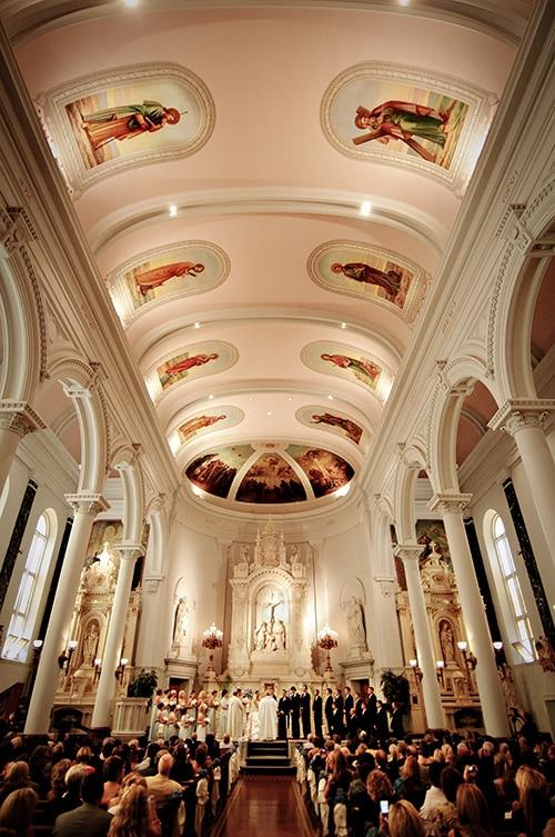 patterns at churches