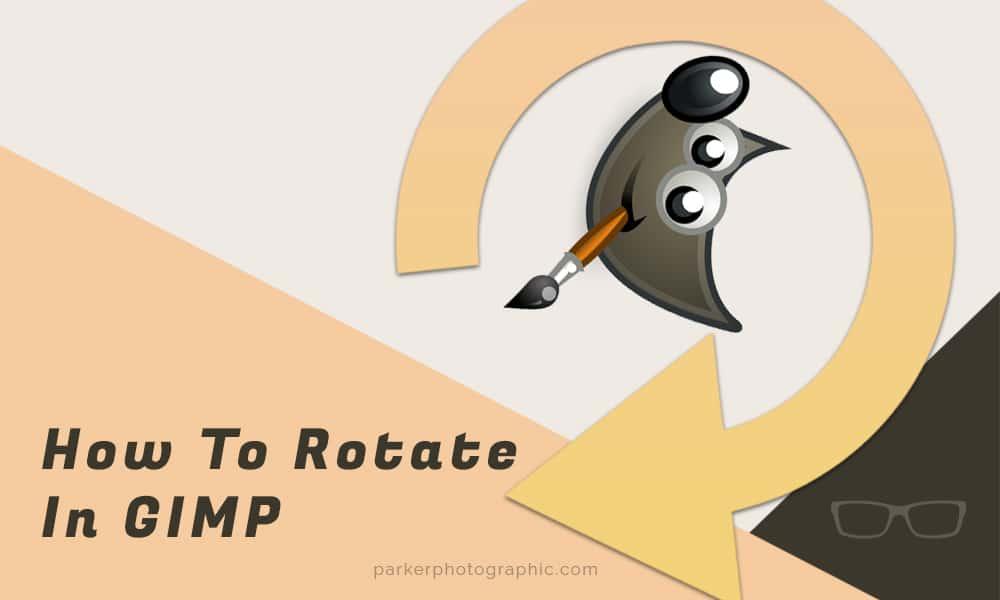 rotate in gimp