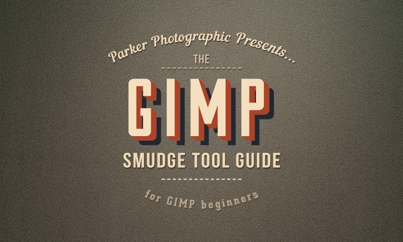 How To Use the Smudge Tool In GIMP {Complete Guide}