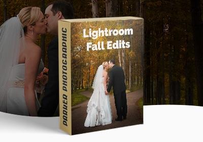 lightroom fall edits