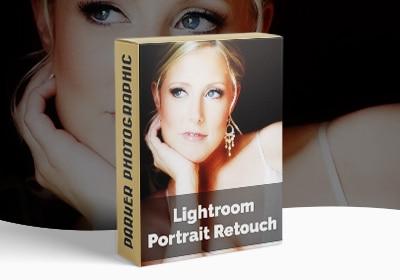 lightroom portrait retouch