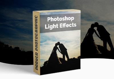 photoshop light effects