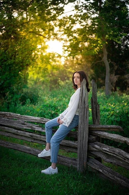 portrait natural light